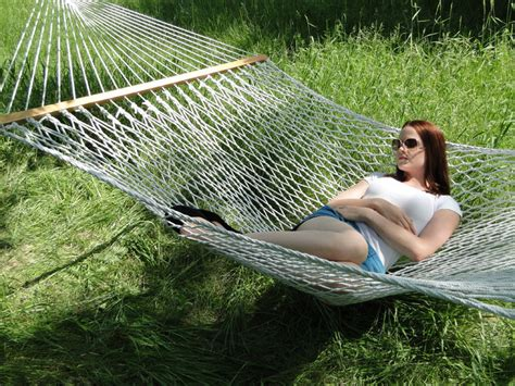 Cotton Rope Hammock by Choosing The Cotton Rope Hammock 187 Buy 187 H
