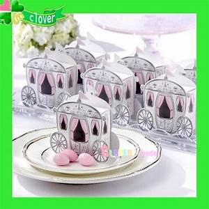 wholesale wedding favor boxes 100pc lot cinderella With wedding favor boxes wholesale