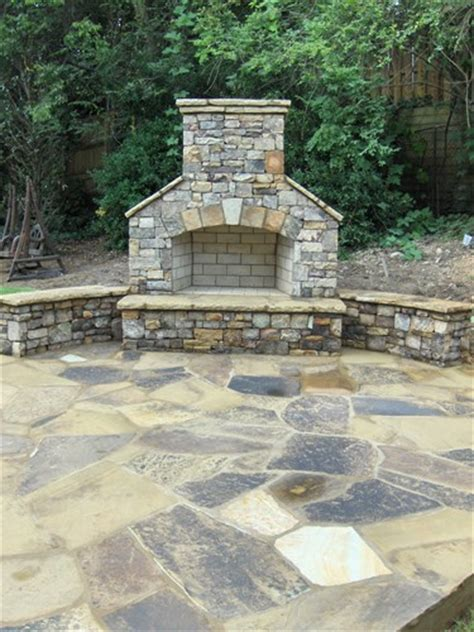 custom and brick patio design and construction