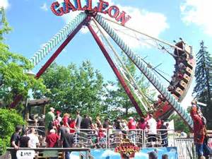 held fan the galleon