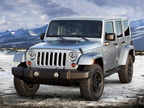 Mobil Gambar Mobiljeep Wrangler Unlimited by 2012 Jeep Wrangler Arctic Gambar Mobil