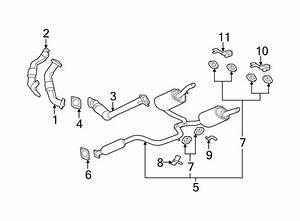 Chevrolet Monte Carlo Exhaust Muffler  3 9 Liter  Monte
