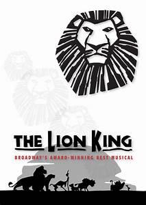 The Lion King Broadway Poster by puiyeel on DeviantArt