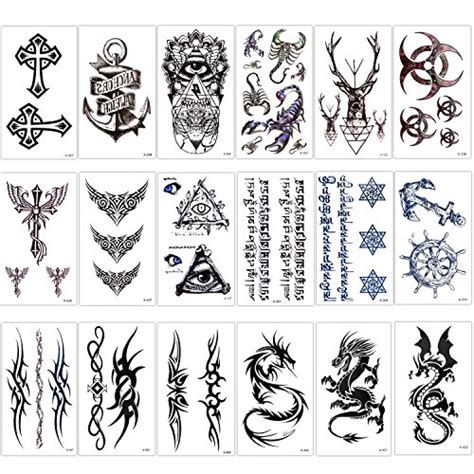 tatouage homme stickers