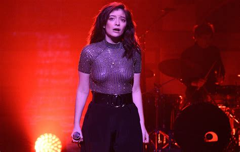 As for that new album, she says it's coming, but it'll take a while longer. in the meantime, she's using facetime to work with jack, and she wants fans to know that the really good things are worth the wait. Lorde teases 'the favourite song she's ever done' - NME