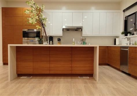 kitchen wood cabinet teak ikea kitchen contemporary kitchen san francisco 3503