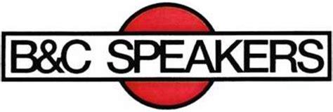 B&c Speakers Trademark Of B&c Speakers S.p.a.. Serial