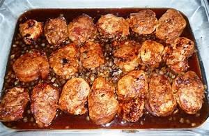 Comment Cuire Des Paupiettes De Porc : recette filets de porc au sirop d rable au four circulaire en ligne ~ Nature-et-papiers.com Idées de Décoration