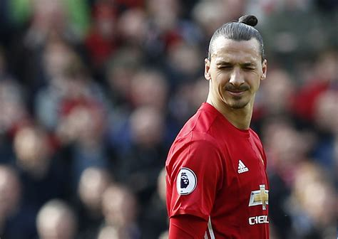 What Zlatan Ibrahimovic Staying At Old