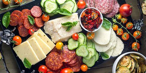 Summer Garden Antipasto Platter  Bound By Food