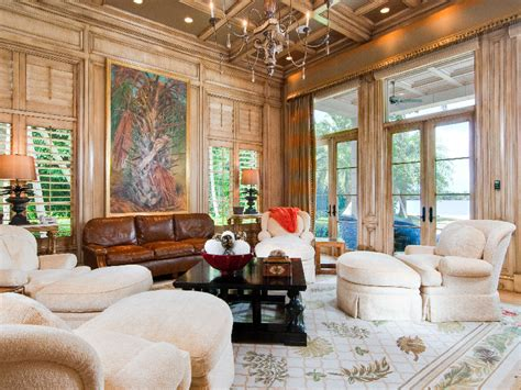 luxury home  palm beach  water views idesignarch