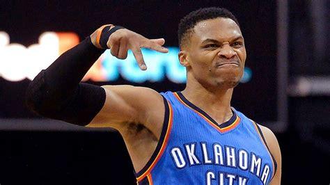 Nba Players Vote Russell Westbrook As Mvp For 2016 17 Season