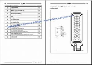 Renault Premium Workshop Service Manuals And Wiring Diagrams