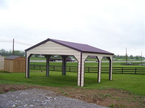 steel carport kits metal carport replacement frame parts steel kits do
