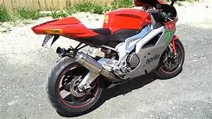 Aprilia Rsv 1000 2004