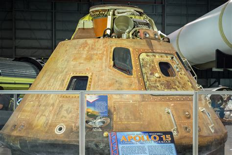 Apollo 15 Command Module > National Museum of the US Air ...