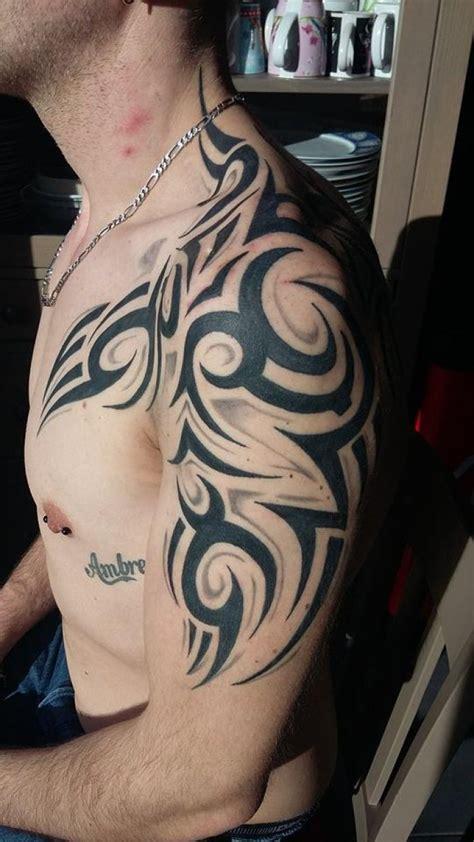 Tribal, Tatouage Tribal Par Jerome Tattoo By Jerome (44