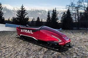 X Trail 7 Places : nissan bobsleigh x trail 7 places nous avons d fi la piste des jo d innsbruck les voitures ~ Gottalentnigeria.com Avis de Voitures