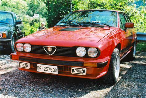 1981 Alfa Romeo Alfetta Gtv 20 By Gladiatorromanus On