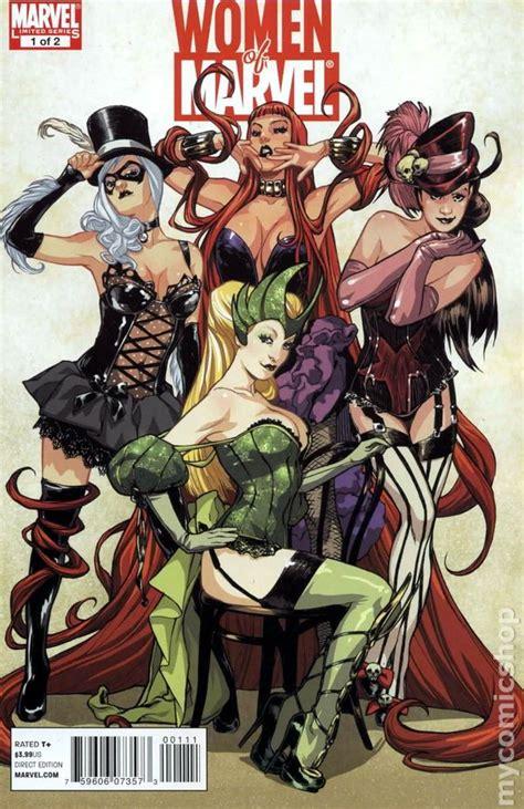 comic books  women  marvel