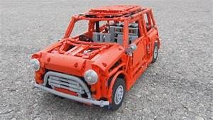 Lego Mini Cooper : lego mini cooper mark i full remote controlled by sheepo ~ Melissatoandfro.com Idées de Décoration