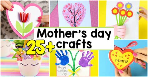 mothers day crafts  kids  wonderful cards keepsakes   easy peasy  fun