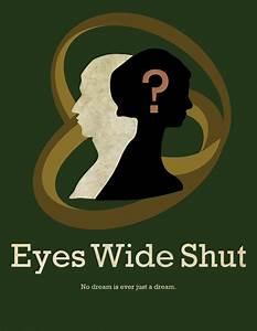 Eyes Wide Shut Poster by shelbybonilla on DeviantArt