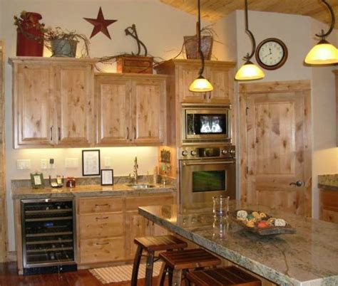 rustic decorating  kitchen cabinets decolovernet