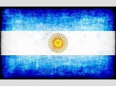 Argentine flag with grunge texture Public domain photos