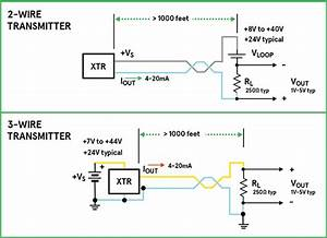 3 Wire Pressure Sensor Circuit Diagram