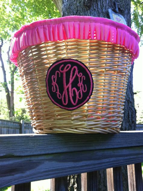 diy personalized laundry baskets  fantastic organization