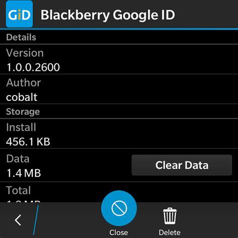 blackberry id is always running blackberry forums at crackberry