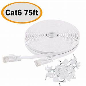 Updated  Top 10 Best 60 Foot Ethernet Cable  Guide  U0026 Reviews