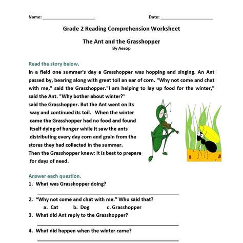 level 4 reading comprehension worksheets breadandhearth