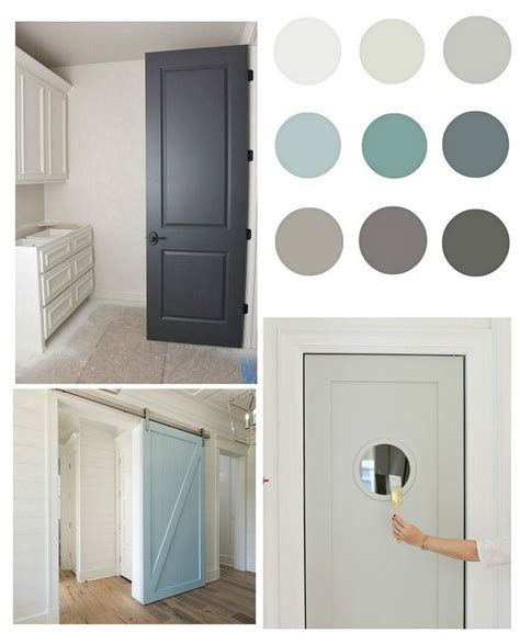 pretty interior door paint colors to inspire you good