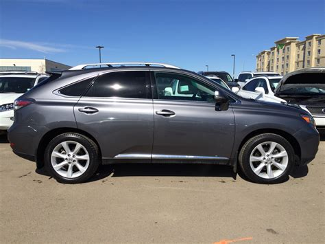 certified pre owned  lexus rx  touring package