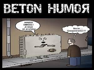 Beton Humor Design Beton