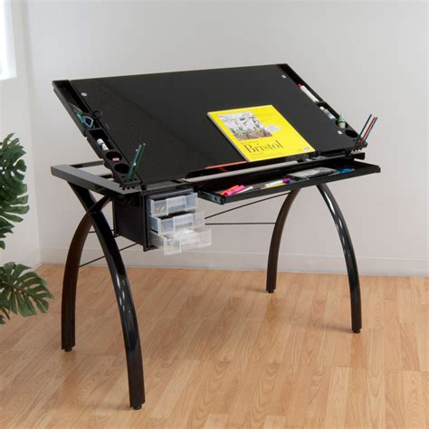 Studio Designs Futura Drafting Table With Glass Top. Travel Desk For Kids. Desk Peddler. Faux Marble Coffee Table. White Corner Desk With File Drawer. Armoire Desk Ikea. Walking Desk Reviews. College Of Charleston Help Desk. Help Desk