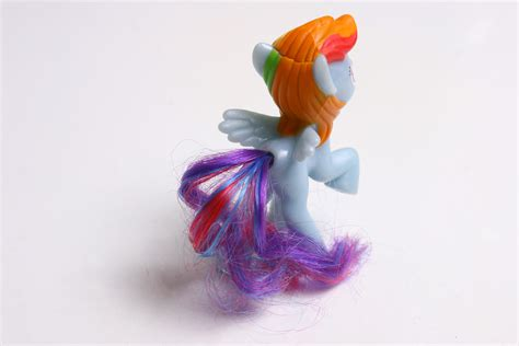 pony toys hair condition steps