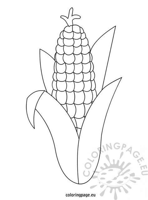 Coloring Templates by Thanksgiving Coloring Page