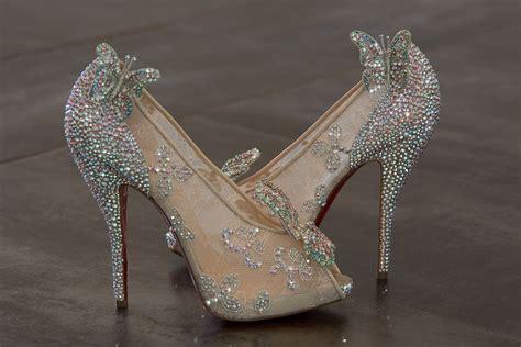 cinderella shoes tons  pictures purseforum