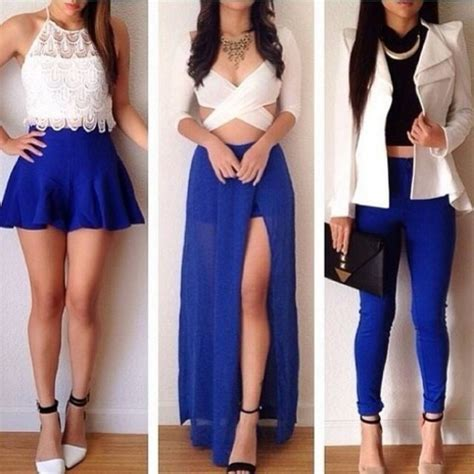 1000  images about Royal blue outfits on Pinterest   Royal