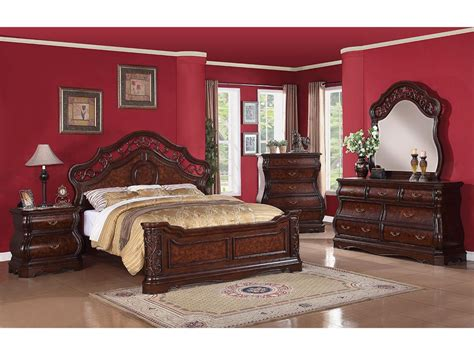 Mahogany Bedroom Furniture  Bedroom Design Decorating Ideas