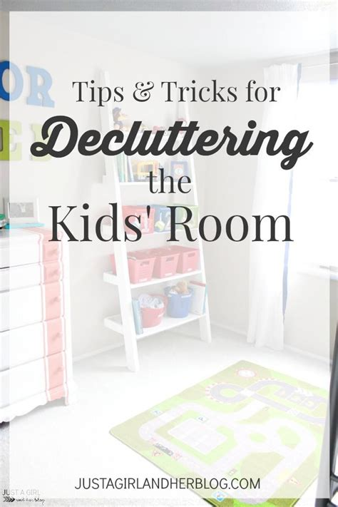 266 Best Images About Organizing  Kids' Bedrooms On Pinterest
