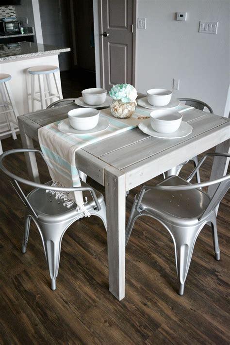 27+ Stupendous Diy Farmhouse X Kitchen Table