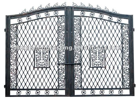 Sandblasting Cast Iron Fireplace by Wrought Iron Gate Small Iron Gate House Gate Designs Buy