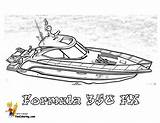 Coloring Boat Boats Ship Ships Motor Fishing Army Bass Clipart Power Formula Yescoloring Sheets Fast Lego Colouring Speed Printable Template sketch template