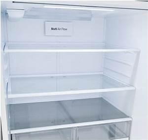 Lg Lrdcs2603s 26 Cu  Ft  Bottom Freezer Refrigerator