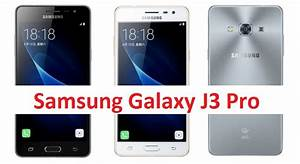 Samsung Galaxy J3 Pro review : Specifications and Price ...