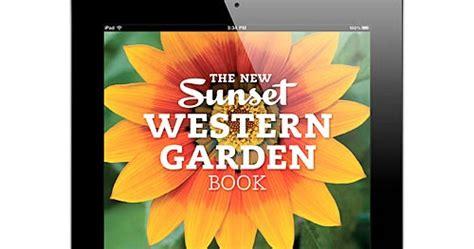 sunset western garden book garden bliss sunset western garden book for iphone